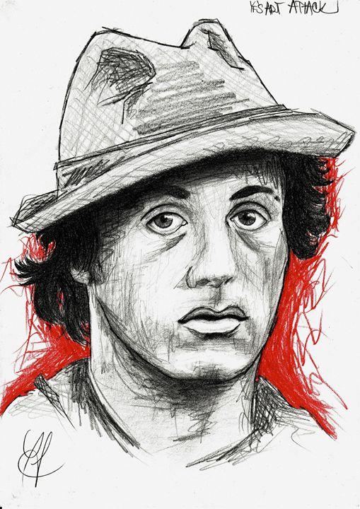 Rocky Balboa - Drawings