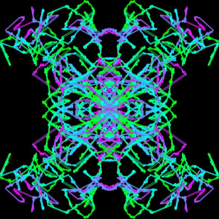 Neon lights - Peachee209