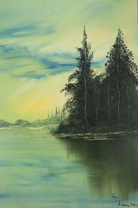 ST. LAWRENCE SEAWAY - DREAMZ-ART