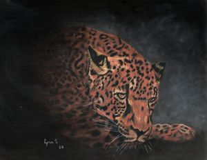 LEOPARD - DREAMZ-ART