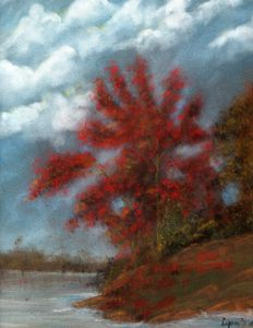 FALL IN THE GREAT LAKES - DREAMZ-ART