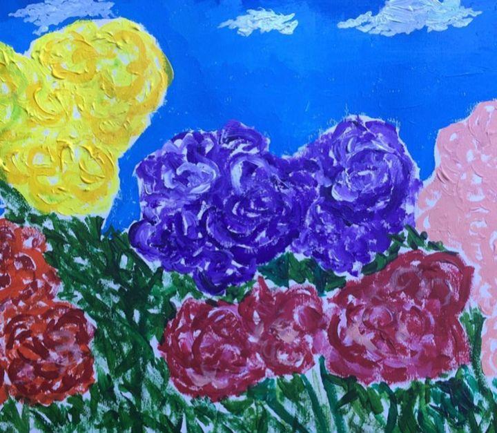 Sunny garden - Lisap