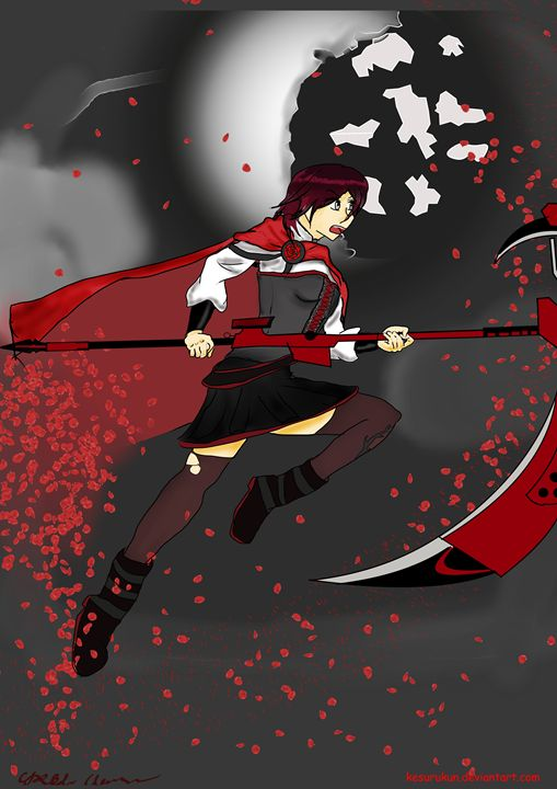 ruby rose - kesurukun