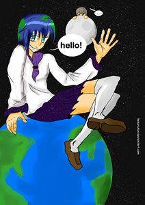 earth chans message to the world