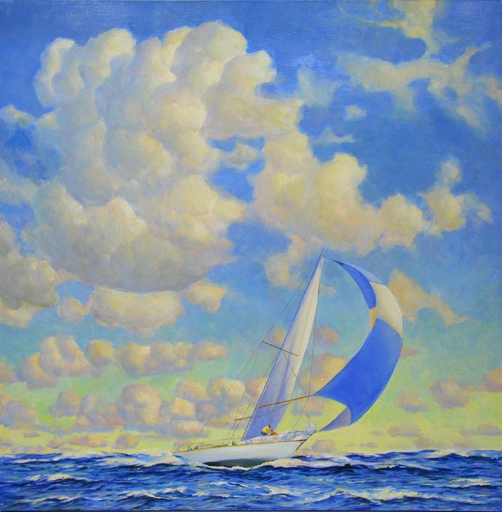 Fresh breeze - Iryna Kastsova