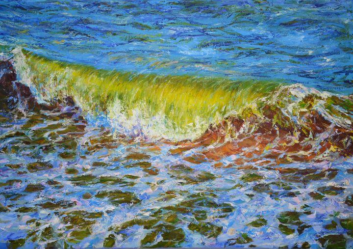 Sea-green - Iryna Kastsova