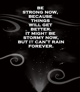 Finite storms