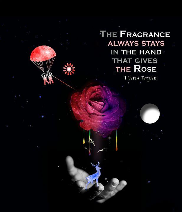 Fragrance of the Rose - Jsketch
