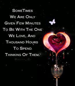 Few minutes