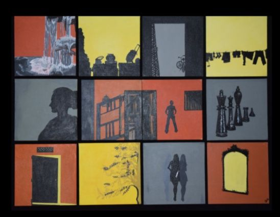 The puzzle - Madhu Art