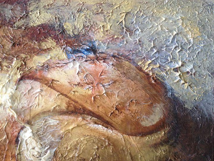 Acrilyc on canvas - Maverick