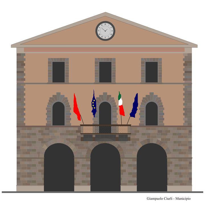Municipio - Giampaolo Ciurli