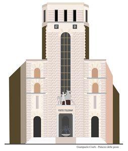 Palazzo delle poste - Grosseto