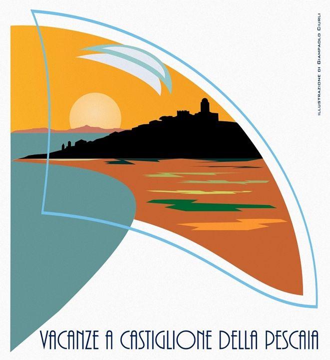 Holidays in Castigline della Pescaia - Giampaolo Ciurli
