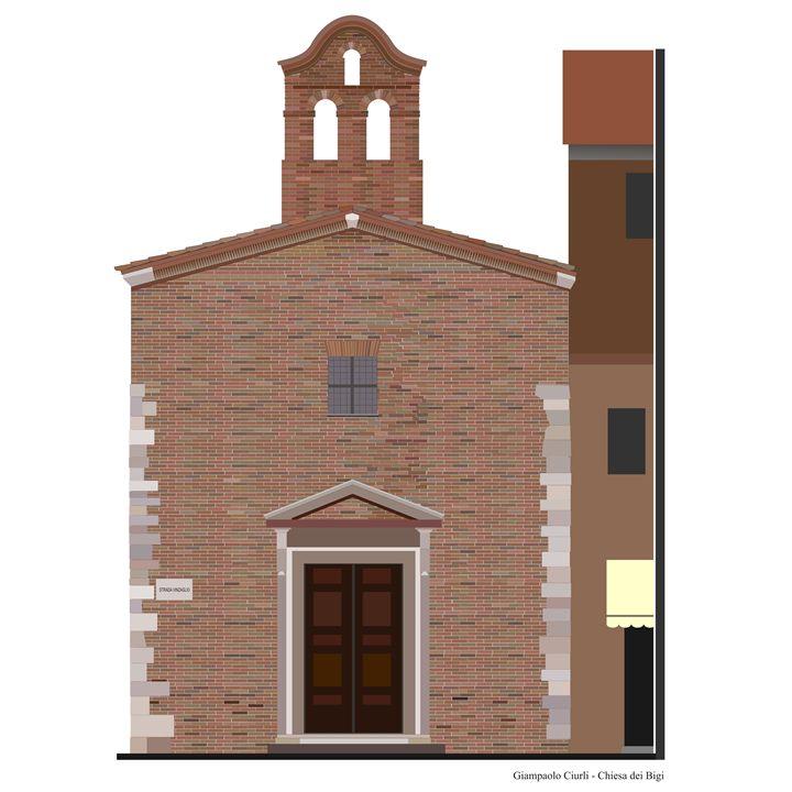 Chiesa dei Bigi - Giampaolo Ciurli