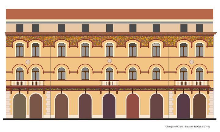 Palazzo del Genio Civile - Giampaolo Ciurli