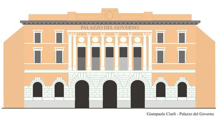 Palazzo del governo - Giampaolo Ciurli