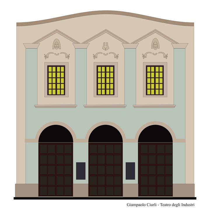 Teatro degli Industri - Giampaolo Ciurli
