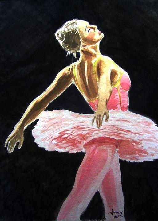 Ballerina - Anne's ARTS