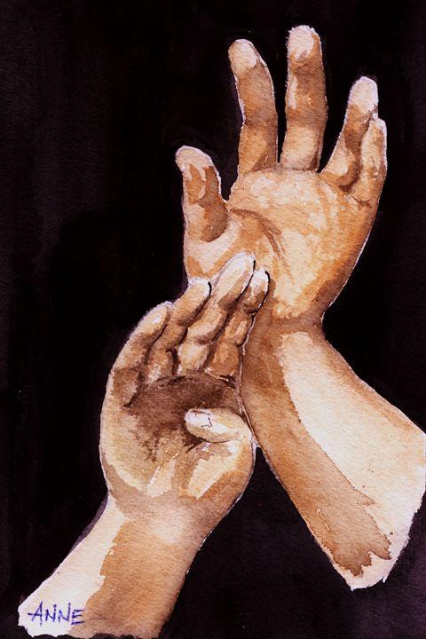 Hands Talk - Anne's ARTS