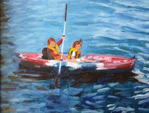 Kayak Sisters