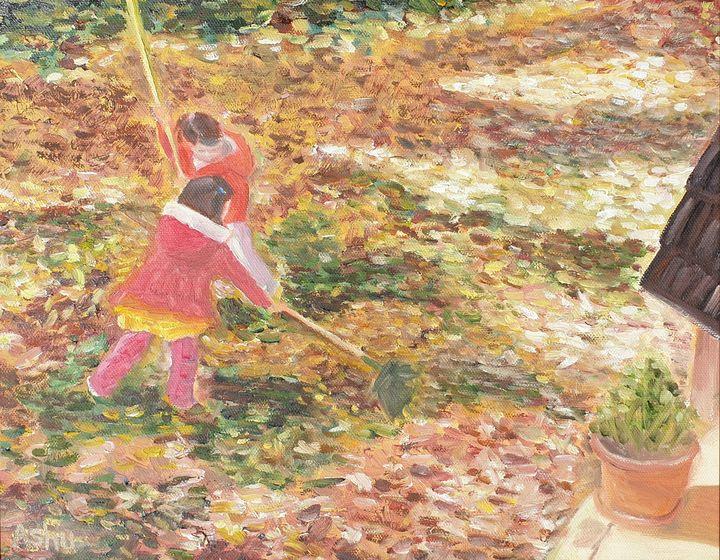 Grandma's Gardeners - Ashu Shendé