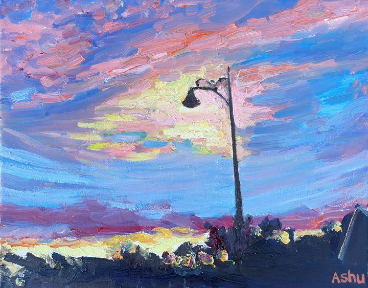 Suburban Sunrise - Ashu Shendé