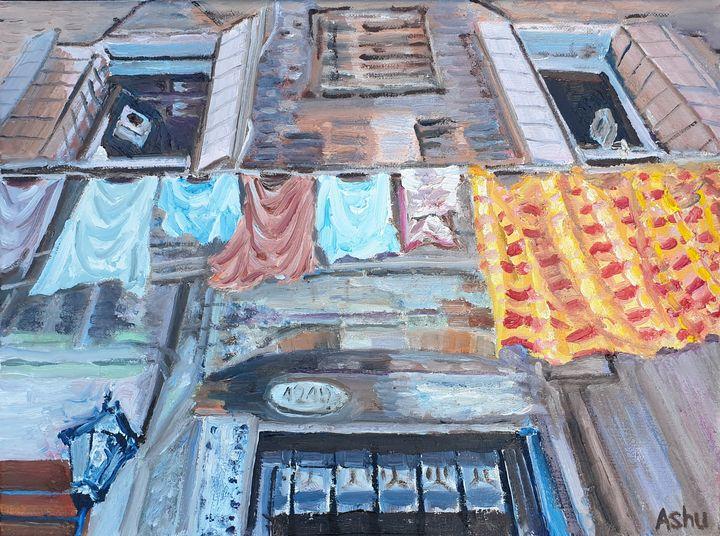 Venice Home (Casa di Venezia) - Ashu Shendé