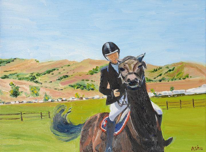 Equestrian - Ashu Shendé