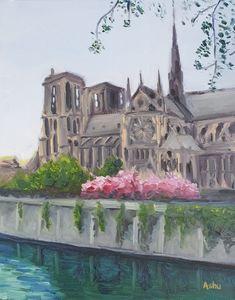 Notre-Dame on the Seine