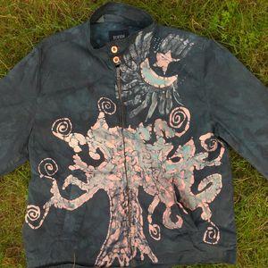 Beeswax Batik Jacket