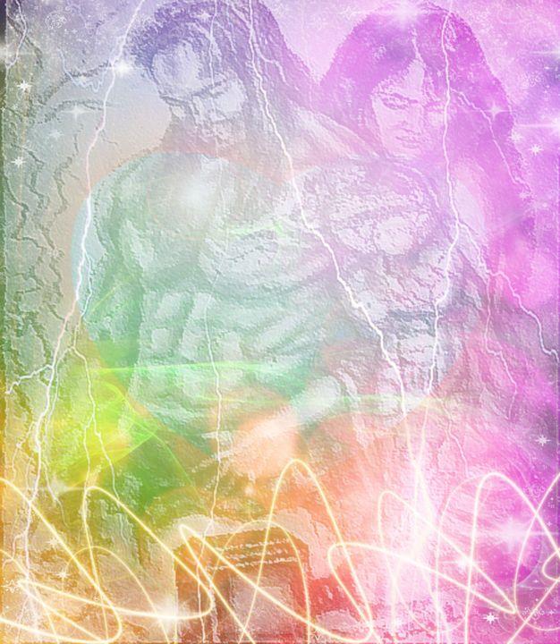 God of thunder, goddess of love 3 - kenny richards