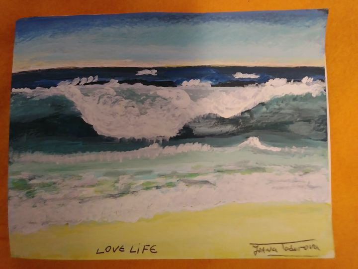 Wind and Ocean - LoveLifeTodorova