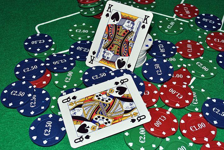 Poker cards - JohnVito