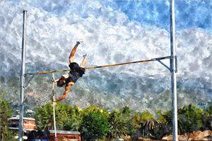 Pole vault jump - JohnVito