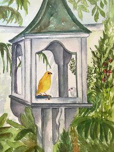 Key West Bird House
