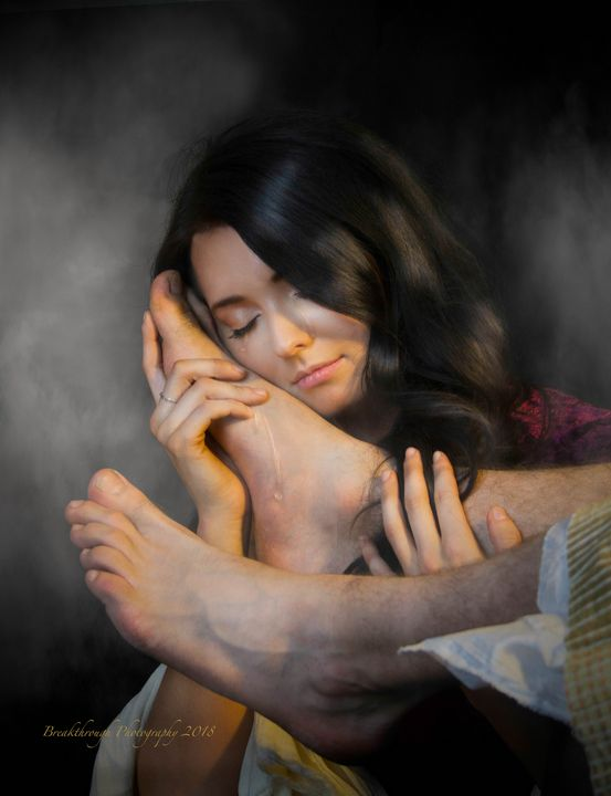 Heart of Worship - Breakthrough Photographic Art