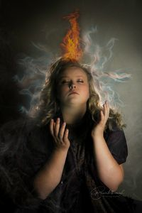 Fire and Glory - Breakthrough Photographic Art