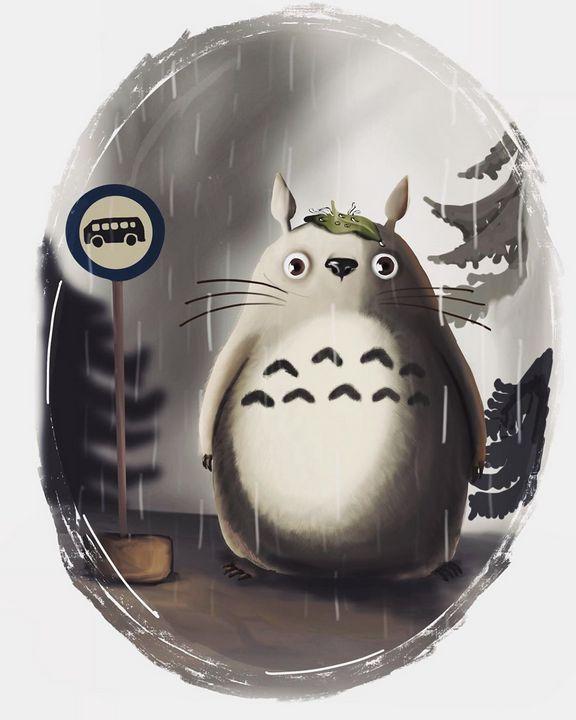 Totoro - Aurora Arts