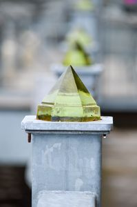 Glass Triangle - Drgnfly Designs