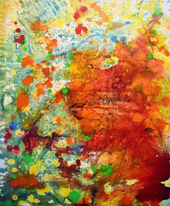 SUMMERTIME - Erica Geralds