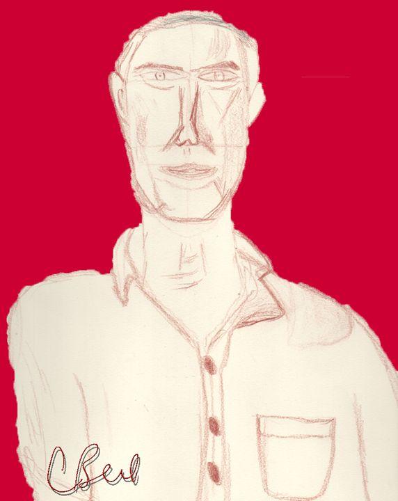 Portrait of a Man - MannyBell