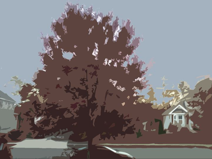 Autumn Tree - MannyBell