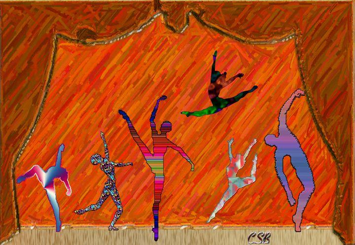 Dance Concert - MannyBell