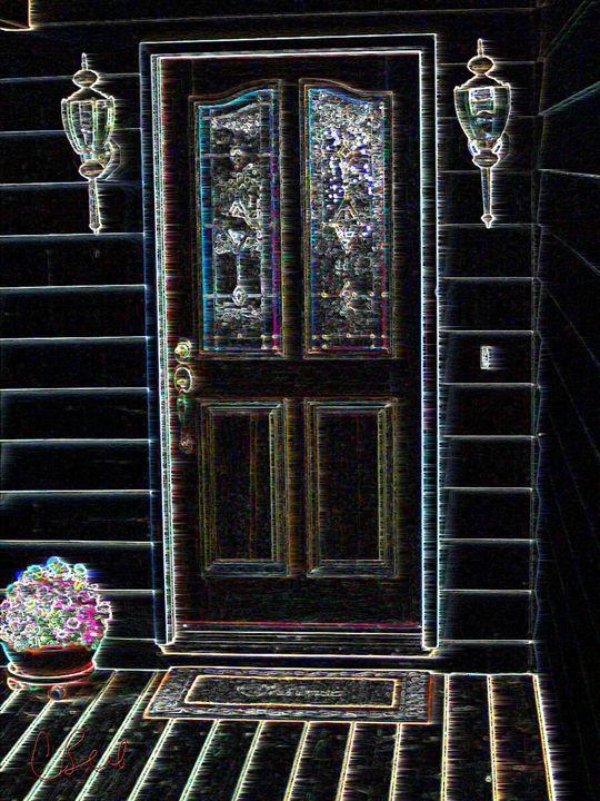 Front Door - MannyBell