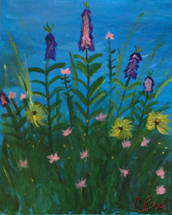 Flower Garden - MannyBell