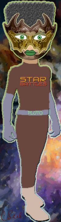 Pluto - MannyBell