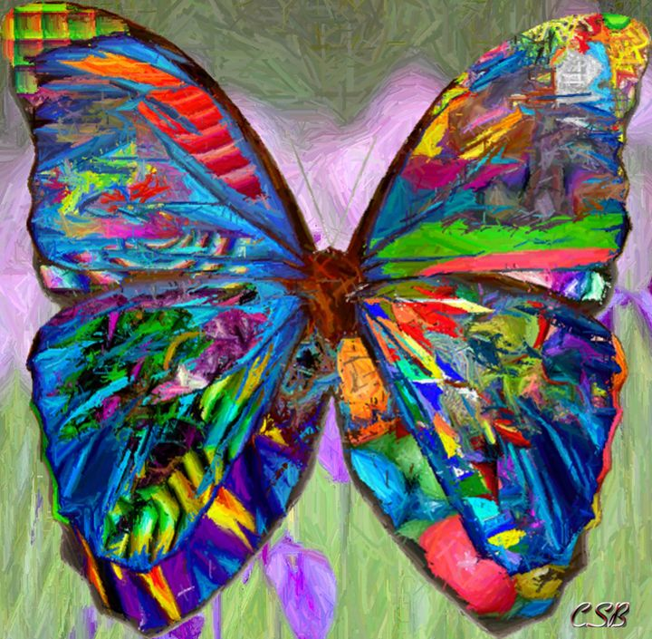 Butterfly - MannyBell