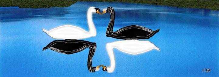 Swan Lake - MannyBell