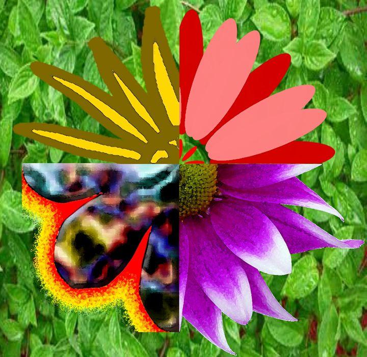 Mixed Flower - MannyBell